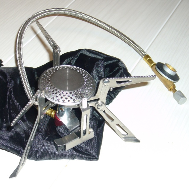 Lightweight Backpacking Stoves: Lightweight Backpacking Gas Stove