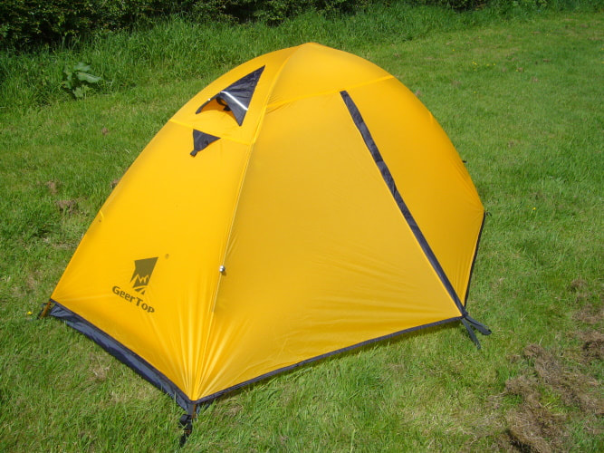 Topwind 1 Lightweight Backpacking Tent