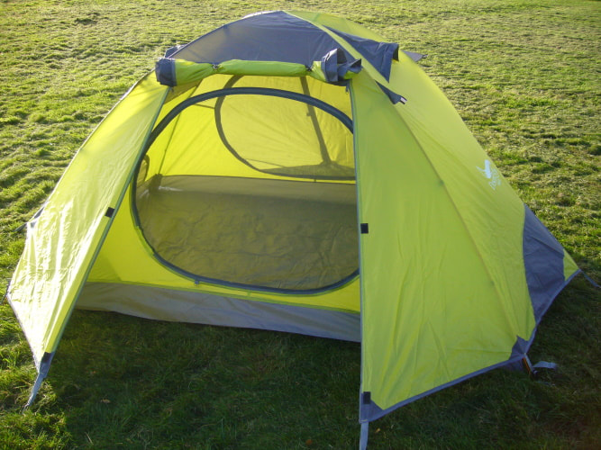 Lightweight Backpacking Tents STATION13 Lightweight